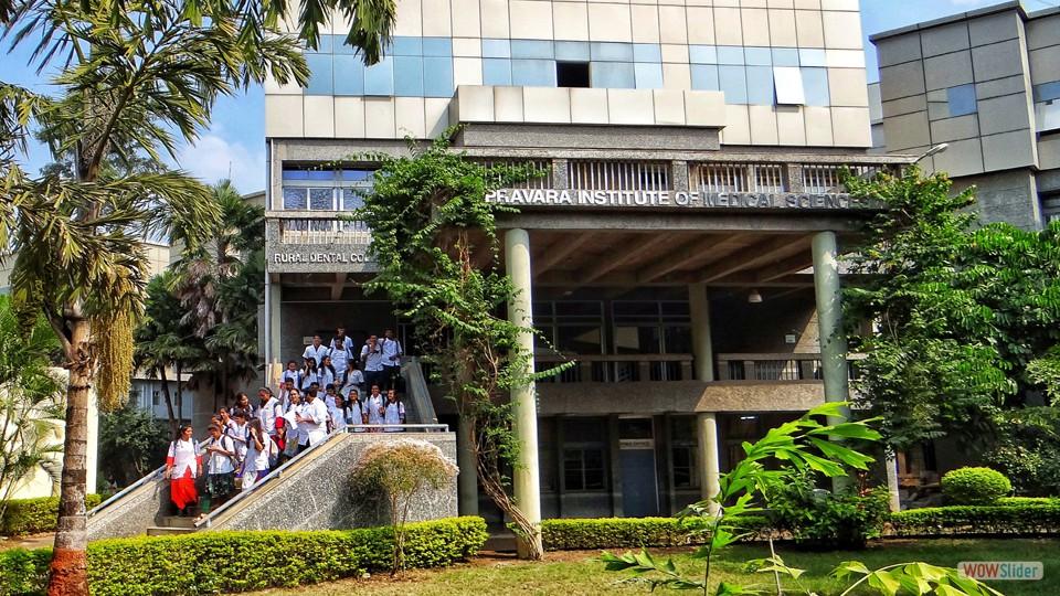Pravara Institute Of Medical Sciences University Medical University India Offering Medical Education In Medicine Biotechnology Physiotherapy Dental Bioscience Management Nursing Mba Medical College Maharashtra India Medical College