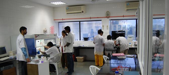 Center For Biotechnology of Pravara Institute of Medical
