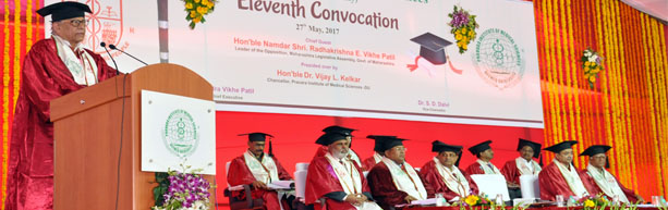 eleventh Convocation