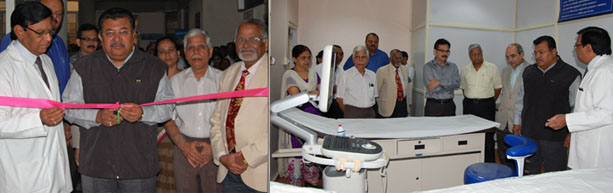 Inauguration of Antenatal Sonography Section & Online Pcpndt Registration Facility